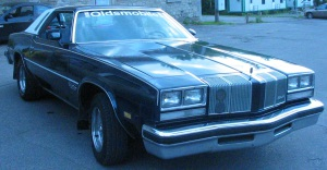 76 cutlass supreme