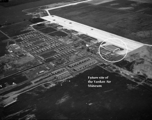 Aerial view of Willow Run - 9.27.1944