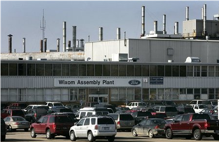 Wixom Assembly Plant Michigan History