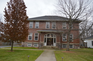 Clarkston Union School Today (currently business offices)