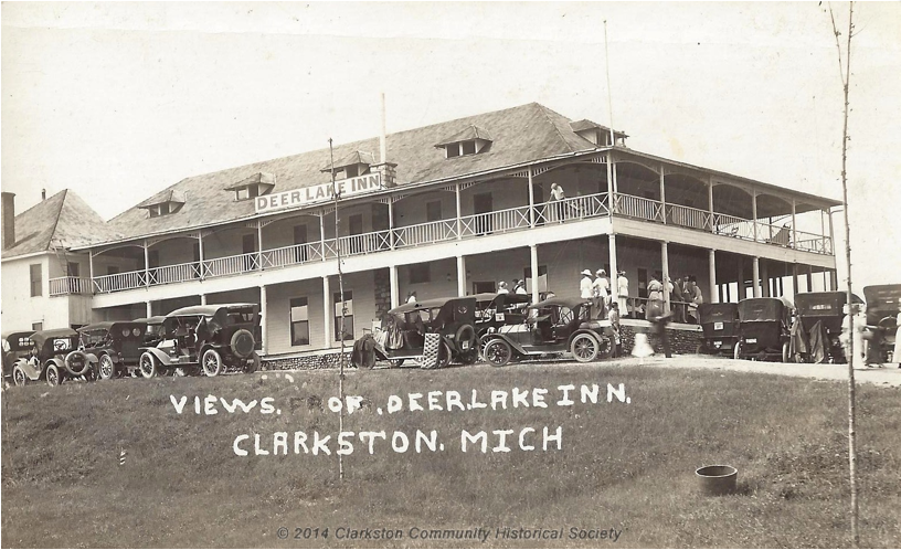 Village Of Clarkston Michigan History