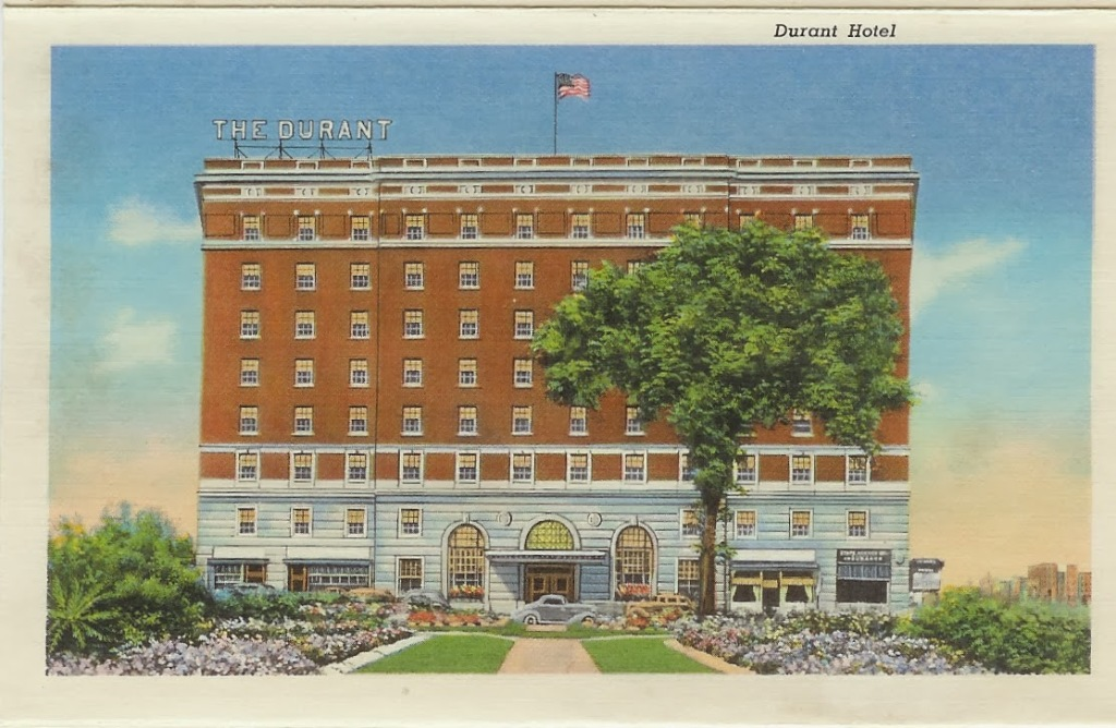 The Durant Hotel, Photo Credit: The Durant
