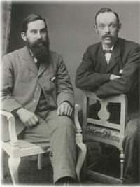 William E. Malpass (left) and Richard W. Round (right)