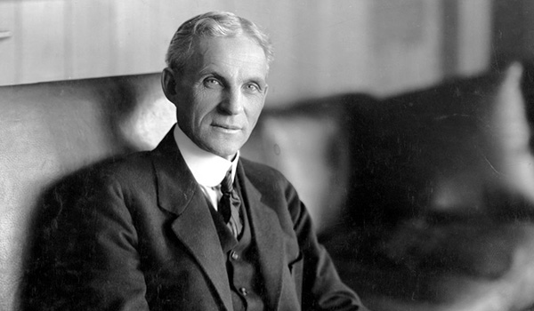 Henry Ford In The Village Of Clarkston Michigan History