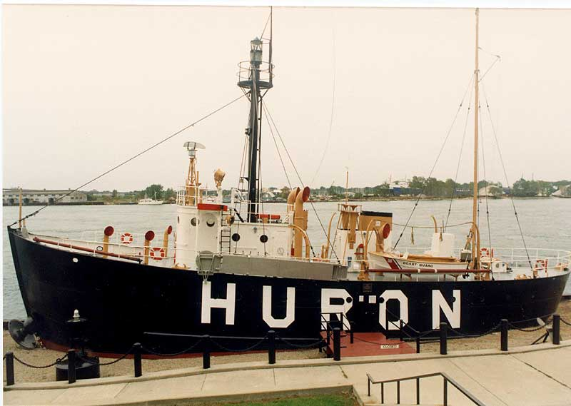 The 1893 Port Huron Lightship