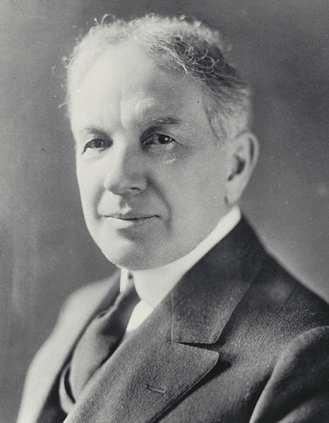 Billy Durant, Photo Credit: GM Heritage Center