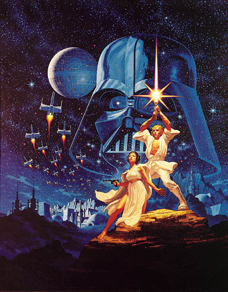 Hildebrandt Brothers Star Wars