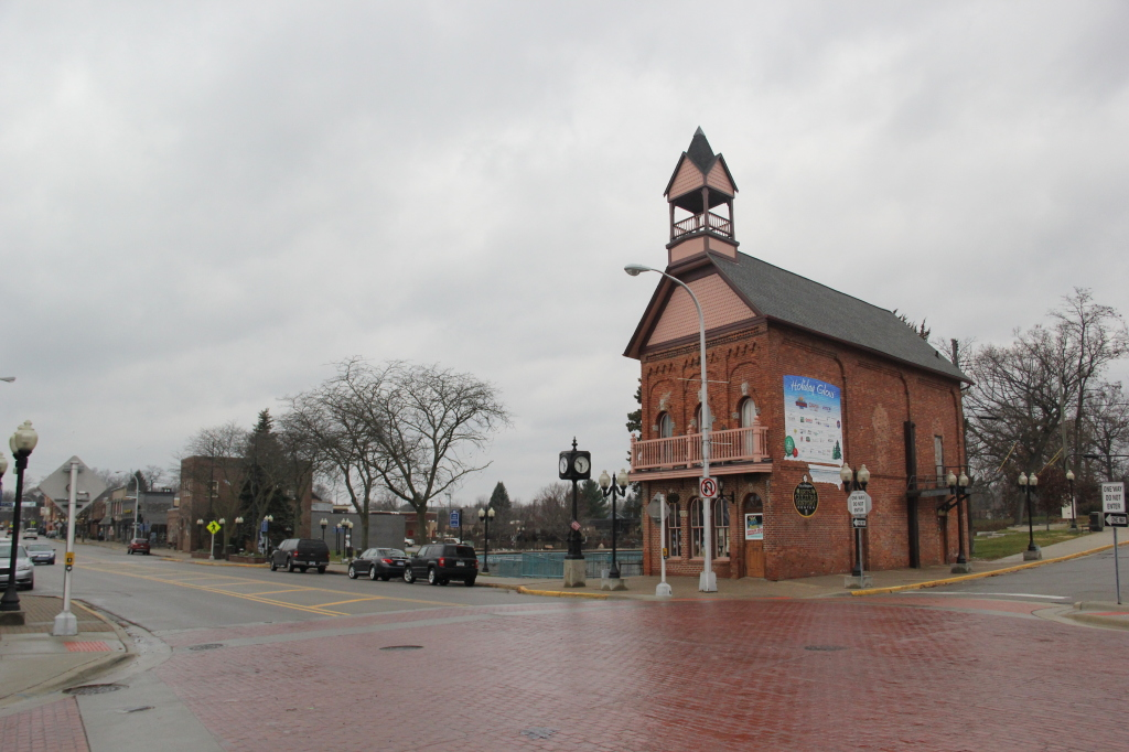 Main Street, featuring The Old Town Hall- Photo by Jon Ganci