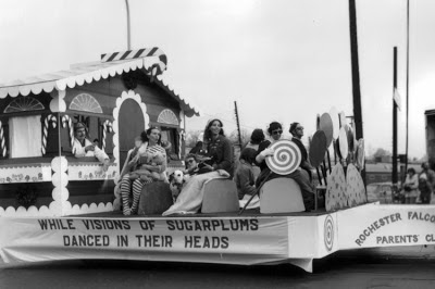 Annual Rochester Christmas Parade - 1981