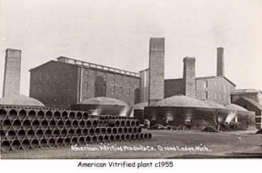 Clay Factories – Michigan History