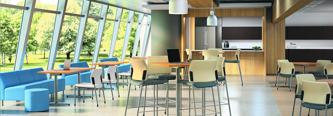An Example Of Modern Office Furniture From Grand Rapids. Http://www.